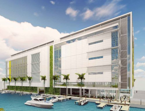 Drystack marina breaks ground in Fort Lauderdale