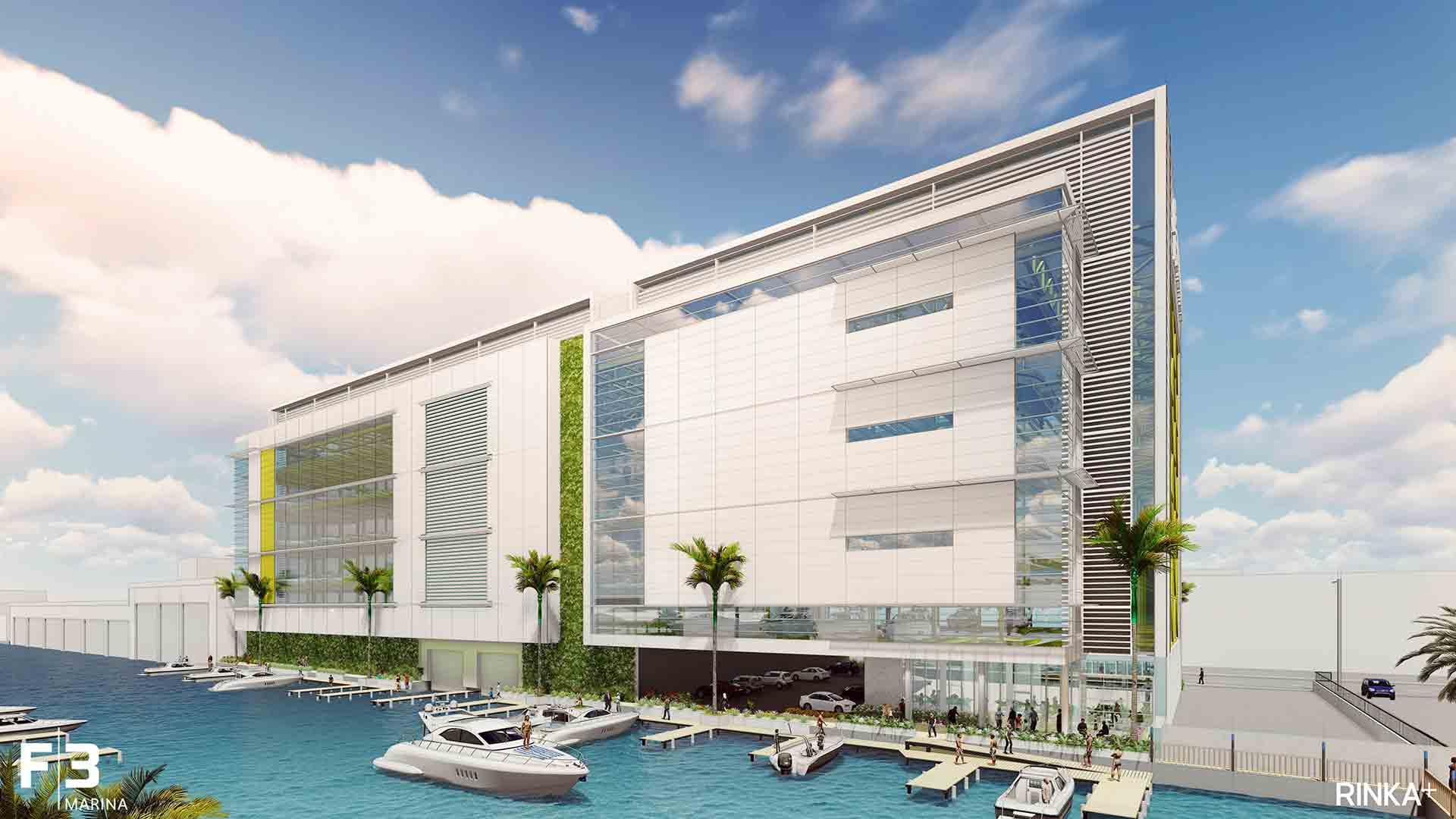 F3 Marina FL | Drystack Marina