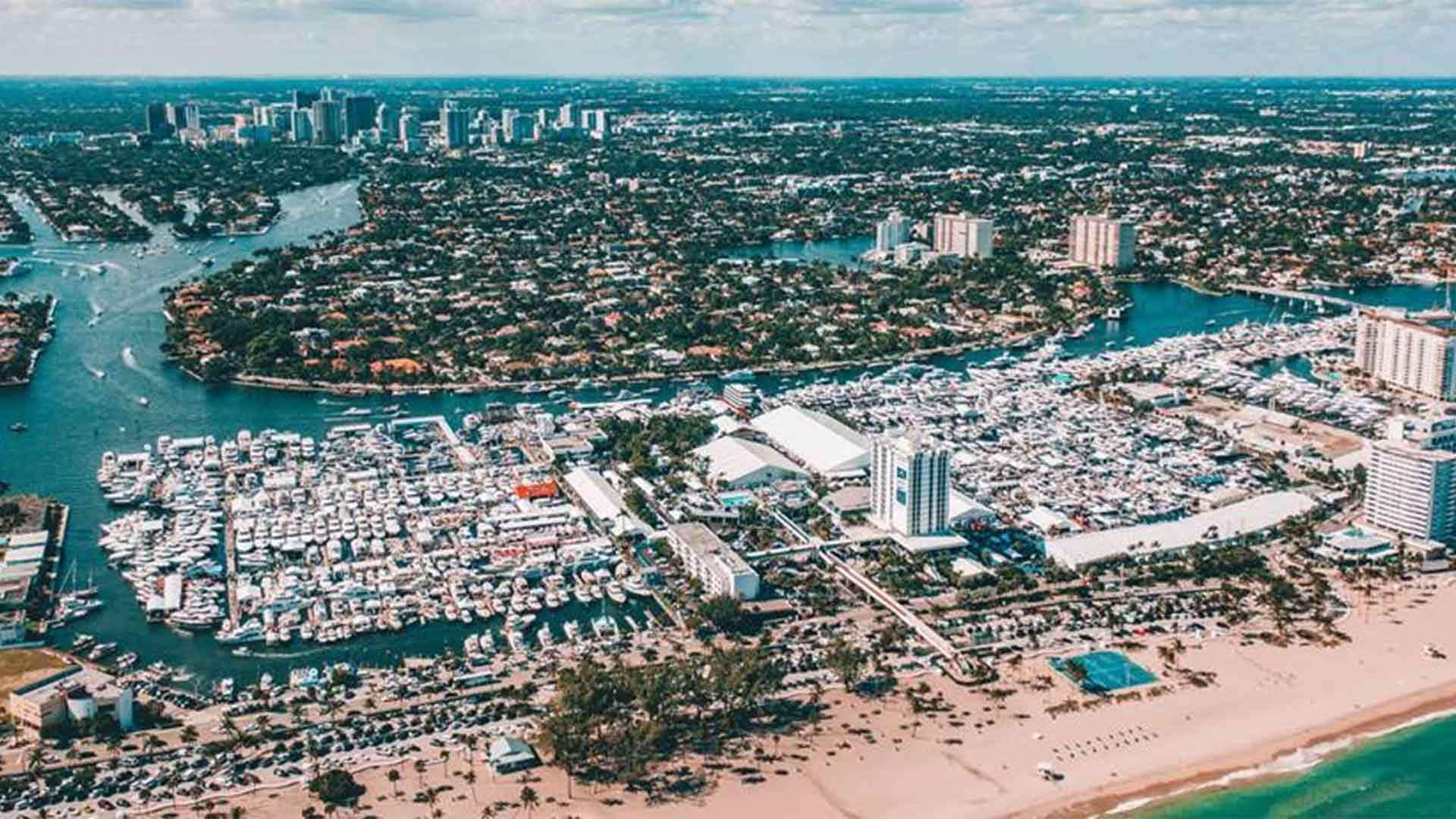 Fort Lauderdale Boat Show | F3 Marina FL